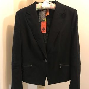 Tory Burch black blazer w/ tags